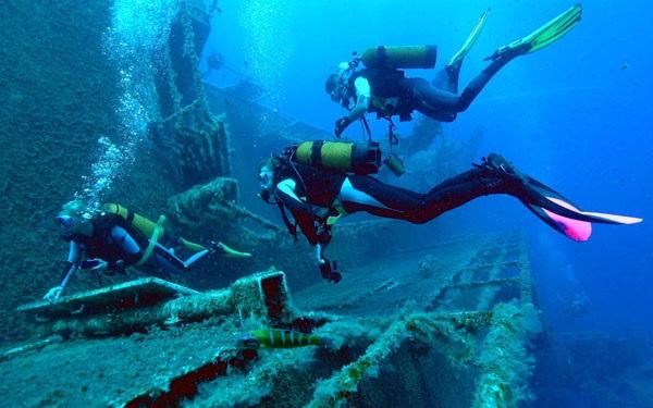 Relitti del Mar Rosso